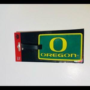 Oregon Duck Badge Tag